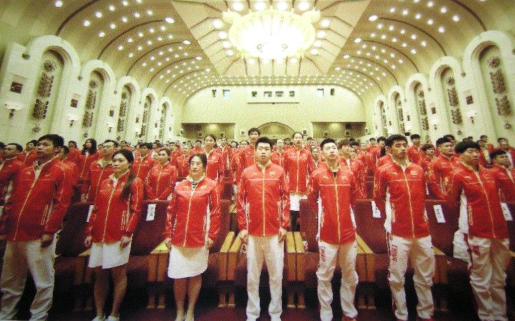 リオ五輪の中国代表選手団の特色...